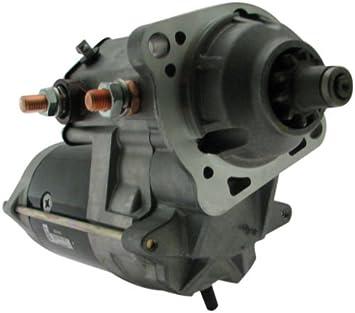 12V Starter Caterpillar Engine Thomas Bus TL960 MVP-EF