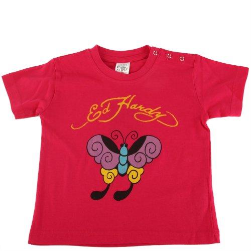 - Ed Hardy Unisex Baby Butterfly Tee Shirt