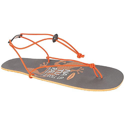 Lizard Sandals UK 9 Athletic Grey Men's Orange OqZwxq