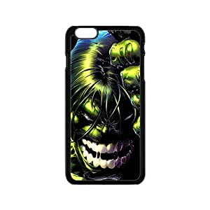 Happy Incredible Hulk Cell Phone Case for Iphone 6