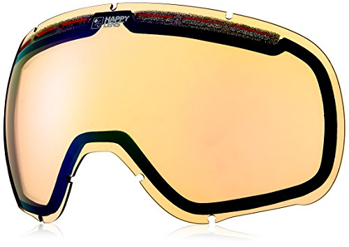 Spy Optic Marshall Replacement Lenses Happy Yellow w/ Green Spectra by Spy