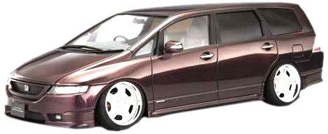 1/24 18 Odyssey minivan late type 06 custom (japan import)