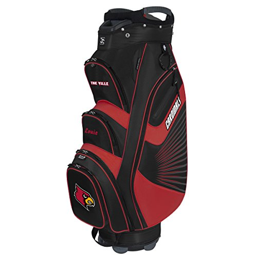 - Team Effort Louisville Cardinals The Bucket Ii Cooler Cart Bag