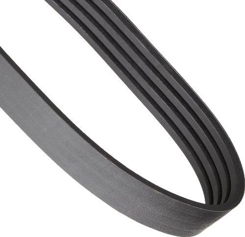 SPZ 1400X4 RIBS Ametric® Metric SPZ Profile Banded V-Belt, 4 Ribs, 9.7 mm Wide per Rib, 10.5 mm High, 1400 mm Long, (Mfg Code 1-046)