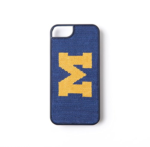 (Smathers and Branson for Slater Zorn Needlepoint iPhone Case Michigan)