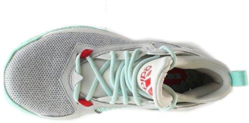 Adidas D Lillard 2 J Zapatillas De Moda Para Hombre B72852 Light Solid Gray