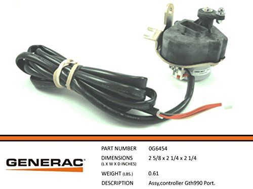 Generac STEPPER ASSEMBLY GTH990 PORT