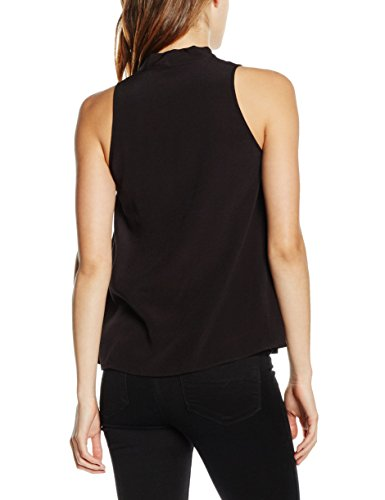 TRUSSARDI JEANS DONN, Blusa para Mujer Negro