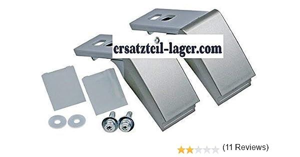 Kit de reparación de manija de puerta Manija de puerta plateada ...