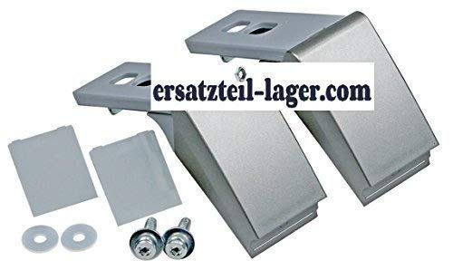 Liebherr Door Handle Repair Set Door Handle Silver Fridge Freezer Wardrobe - Liebherr Refrigerator Parts