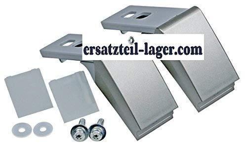 - Liebherr Door Handle Repair Set Door Handle Silver Fridge Freezer Wardrobe 9590180