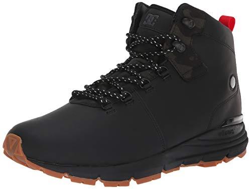 DC Men's MUIRLAND Fashion Boot, Black camo, 12 Medium US (Dc Boots Men)