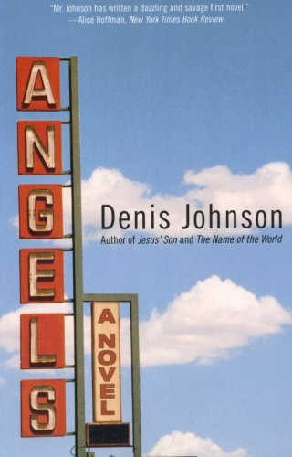 Angels: A Novel - City Of Angels Cover
