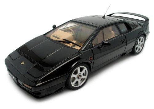 Lotus Model Car - AUTOart 2004 Lotus Esprit V8 diecast model car 1:18 scale die cast by Black 75312