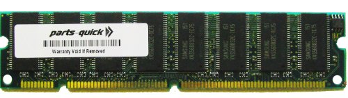 256MB Memory for Dell Optiplex GX110 PC100 168 pin SDRAM DIMM RAM (PARTS-QUICK ()