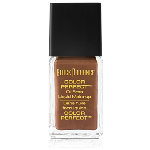 - Black Radiance Color Perfect Liquid Make-Up, Brownie, 1 Ounce