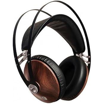 Meze 99 Classics Walnut Silver Headphones Black