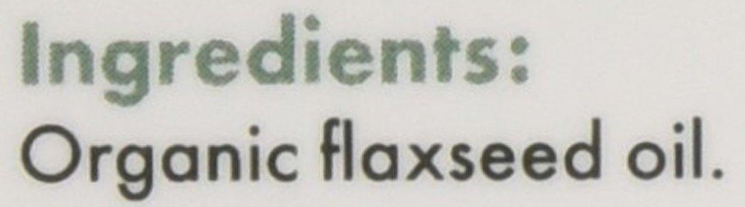 Wholistic Pet Organics Flax Seed Oil Supplement, 16 fl. oz by Wholistic Pet Organics (Image #2)