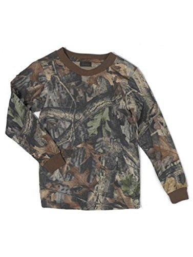 Walls Liberty Youth Long Sleeve T-Shirt Advantage Timber Medium