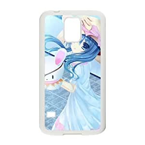 Date A Live Samsung Galaxy S5 Cell Phone Case White present pp001_9608202
