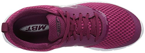 Mbt Mens Speed 17 Vino Scarpa Da Corsa