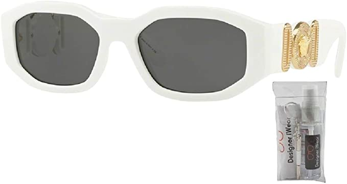 Gold RRP-£160 VERSACE Sunglasses VE4275 GB1//87 Black
