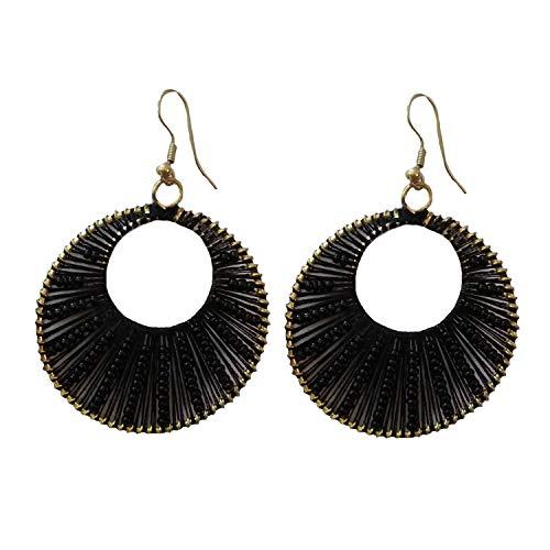 Finekraft Fringe Tassel Earringse for Women Girls Party Wear Fashion Jewelry