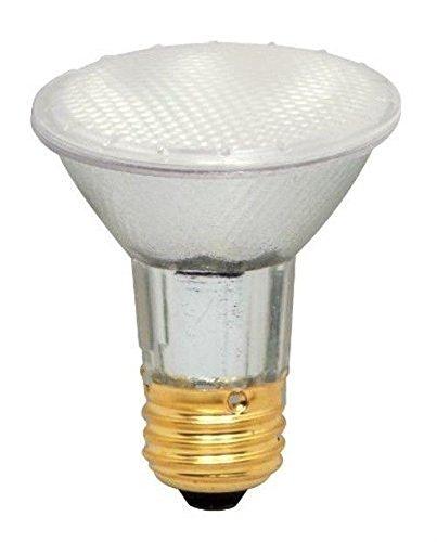 (Pack of 15) Satco S4130, 39PAR20/HAL/XEN/FL/FR/120V, Halogen Light Bulb