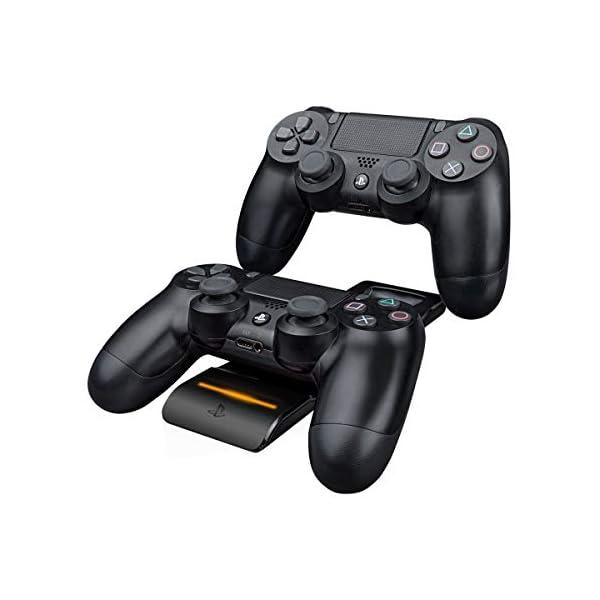 PDP Gaming Ultra Slim Charging System - PlayStation 4, 051-100 - PlayStation 4 3