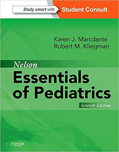 Nelson Essentials Of Pediatrics With Student Consult Online Access