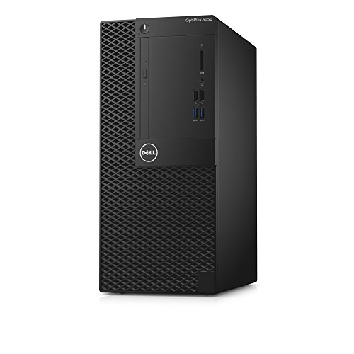 Dell T2410 OptiPlex 3050 Micro Tower Desktop Computer, Intel Core i5-7500, 8GB DDR4, 500GB Hard Drive, Windows 10 Pro