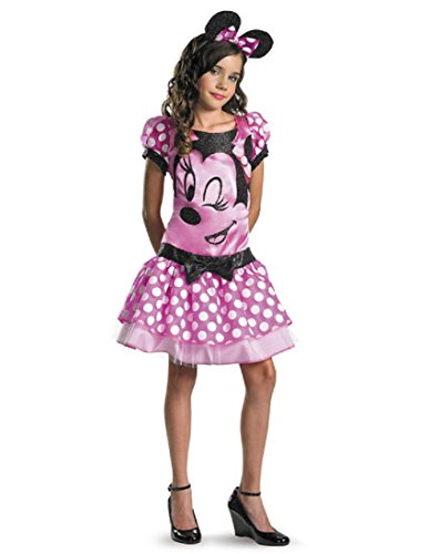Disguise - Girl's Minnie Mouse Costume - 7-8