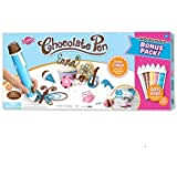Candy Craft Chocolate Pen Exclusive Bonus Kit with Extra Molds and Refills