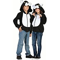 RG Costumes 'Funsies' Cassidy Cat Hoodie, Child Small/Size 4-6