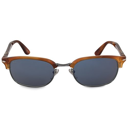 Persol 0PO8139S 52mm Sunglasses - Blue Persol Havana