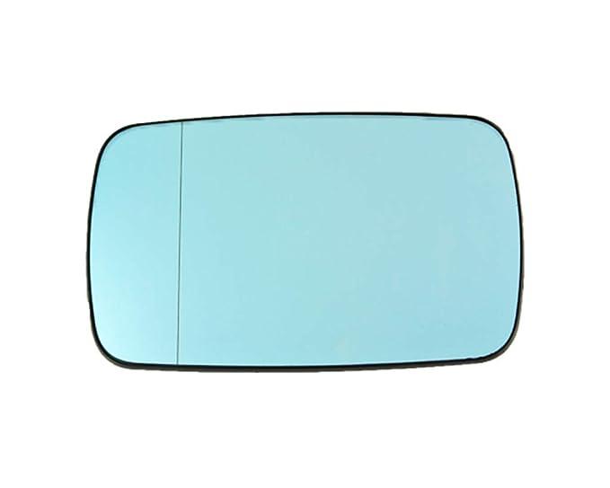 Spiegelglas Rechts Asph Blau Heizb.