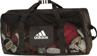 dcfe43953521 Image Unavailable. Image not available for. Color  ADIDAS Men s Team Carry  Duffel XL (Black ...