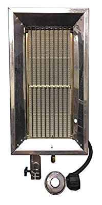 32000 BtuH Tank Top Portable Gas Heater, LP