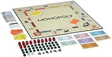Retro New Monopoly Monopoly Game Edition: Amazon.es: Juguetes y juegos