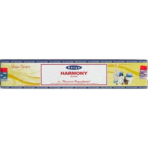 Harmony Incense - Satya Yoga Series - 15 - Satya Yoga Series Incense Shopping Results