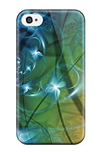 1601653K67640807 Premium Durable Dance Of The Dusk Fashion Tpu Iphone 4/4s Protective Case Cover by kobestar