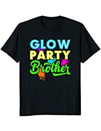 Glow Party Clothing Glow Party T Shirt Glow Party Brother
