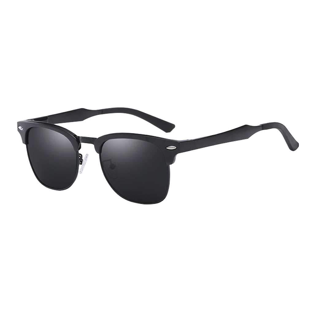 Unbekannt Männer und Frauen polarisierten Aluminium-Magnesium Sonnenbrillen Outdoor Sports Riding Mirror