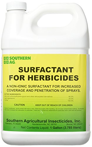 Southern Ag Surfactant for Herbicides Non-Ionic, 128oz - 1 Gallon by Southern Ag