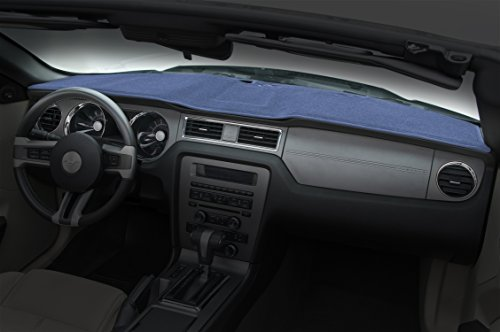 Dashcovers for Select Nissan 280ZX Models - Poly Carpet (Medium Blue) ()