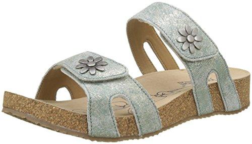Josef Vert Sandales Plateforme Mint Seibel 04 Femme Tonga kombi 6raZBq6