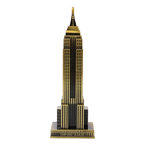 Empire State Building Statue 22cm(8.6inch)-New York City Souvenir Statues and Gifts