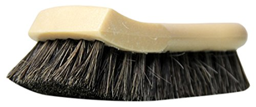 Chemical Guys Acc_S95 1 Pack Long Bristle Horse Hair Leather Cleaning Brush