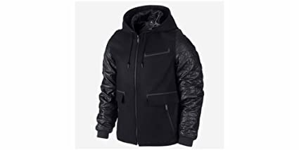 : [632071 010] AIR Jordan AJ Leather Letterman