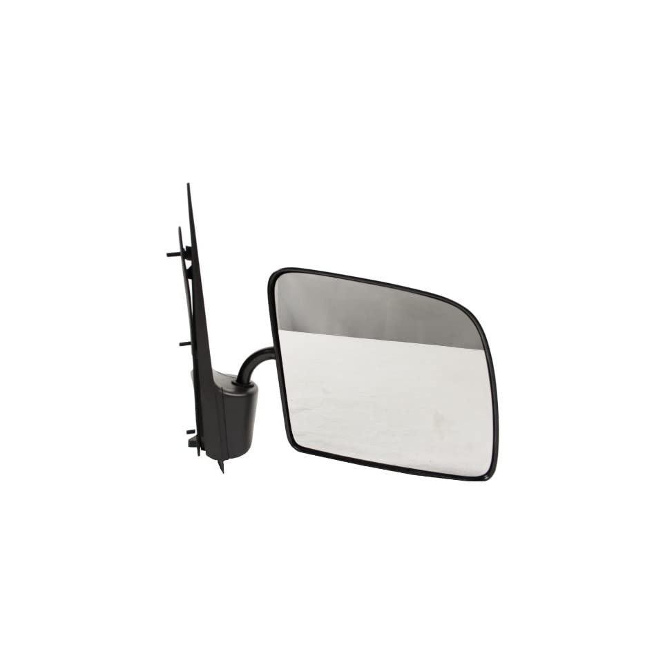 OE Replacement Ford Econoline Van Passenger Side Mirror Outside Rear View (Partslink Number FO1321173)